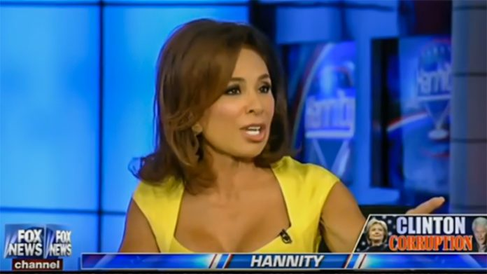 topic judge jeanine pirro