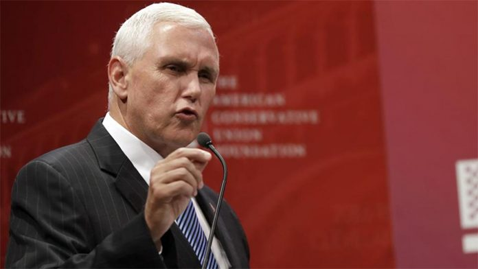 Mike pence explains why the fbi letting hillary go is nothing less