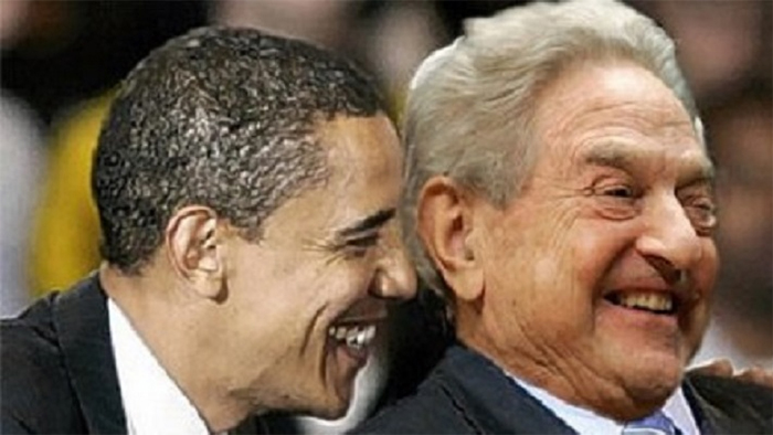 """Obama Quietly Joins George Soros To Form New """"Shadow ..."""